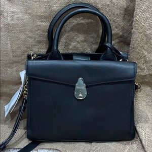 Brand new Calvin Klein black shoulder bag with tag